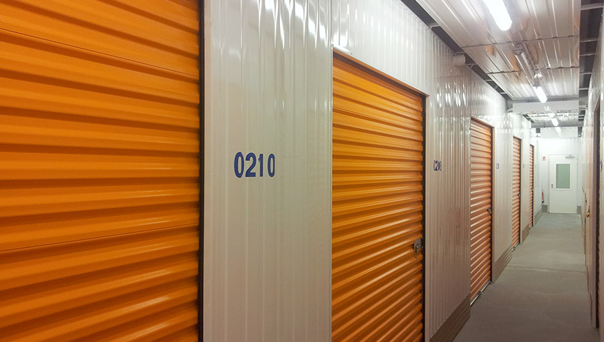 Was ist Self Storage?