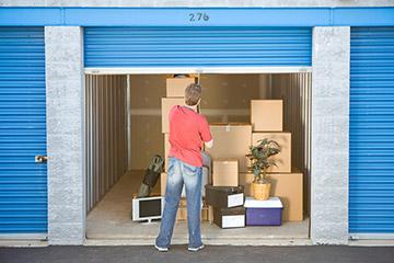Was ist Self Storage
